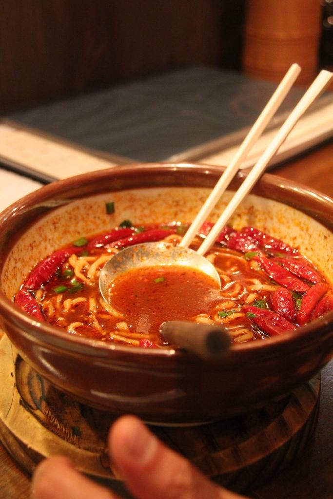 japan noodle